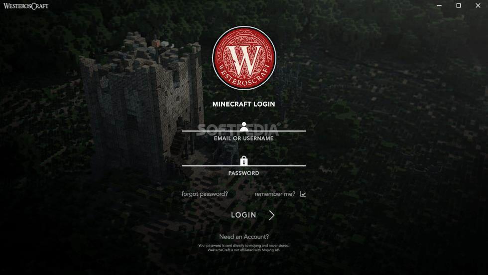 Download WesterosCraft Launcher 1 6 0