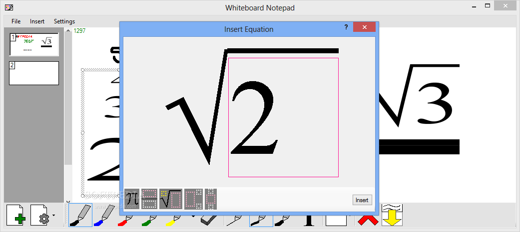 what is windows application notepad