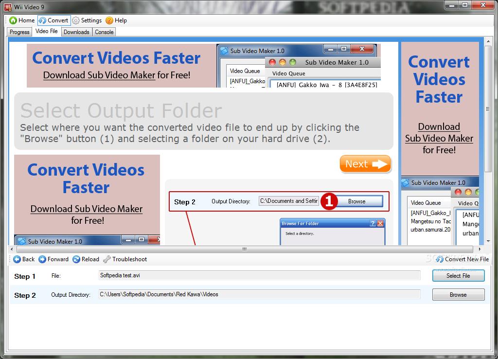 Download Wii Video 9 6 00