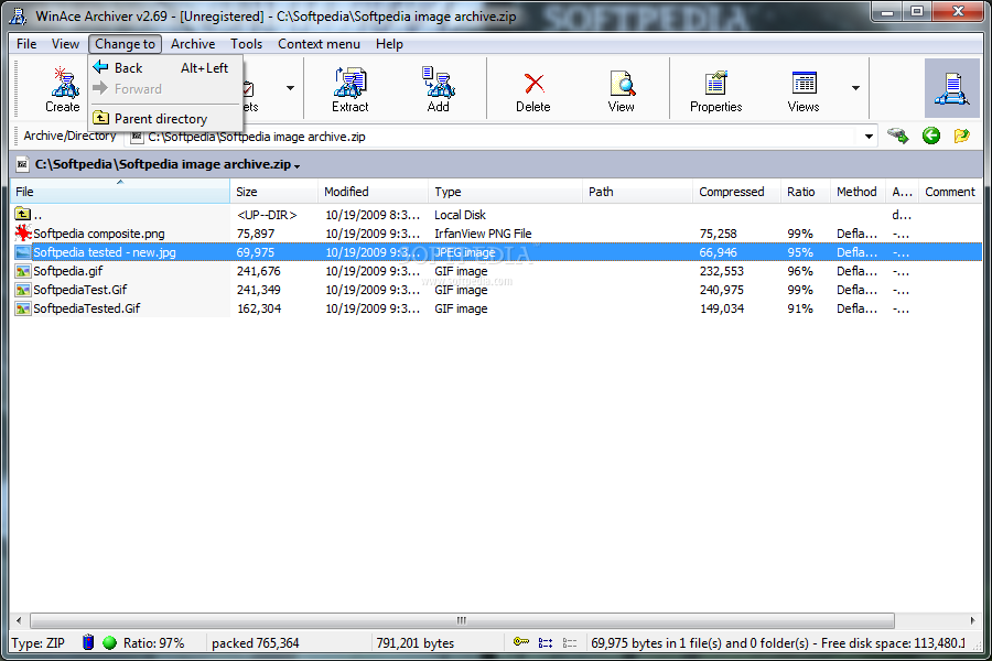 WinRAR archiver a powerful tool to process RAR and ZIP files