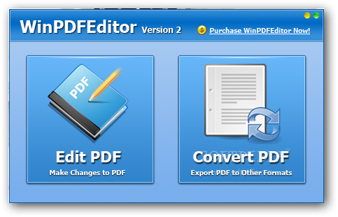 WinPDFEditor 3.6.4.4 Edit PDF File