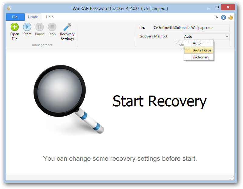 winrar password remover v5 1 download