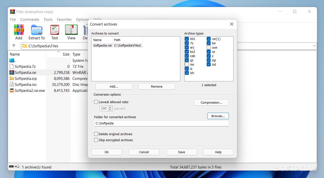 Download WinRAR 5 71 / 5 80 Beta 1