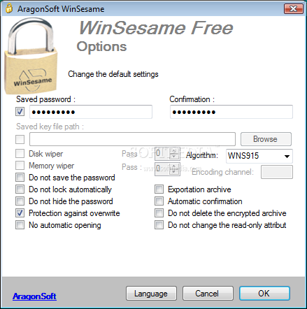 winsesame free