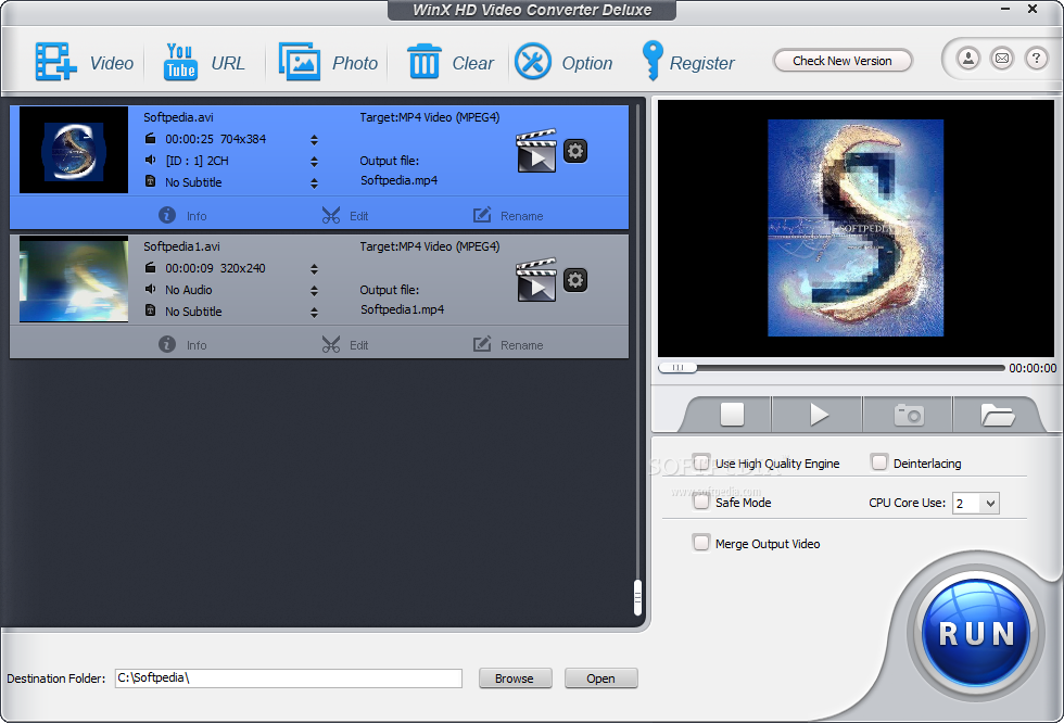 Winx HD Video Converter Deluxe License Code Archives