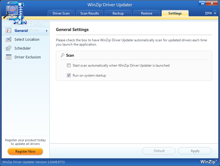 winzip driver updater review