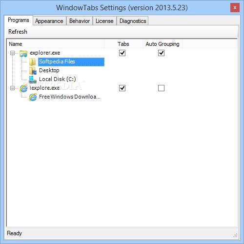 Download WindowTabs 2013 5 23