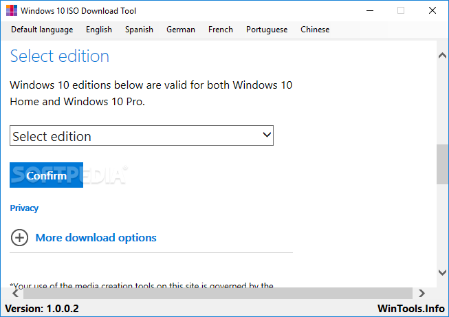 windows 10 iso download tool usb