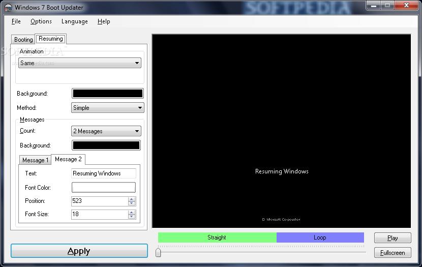 Download Windows 7 Boot Updater Beta 2