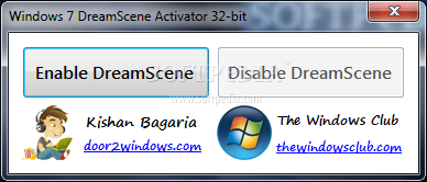 7 INSTALLER DREAMSCENE WINDOWS TÉLÉCHARGER