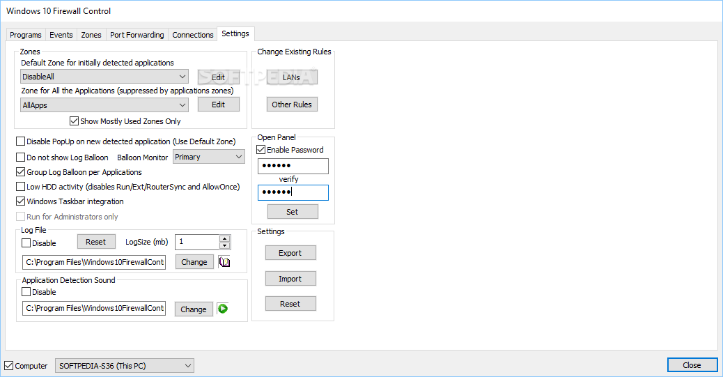 Download Windows 10 Firewall Control Plus Portable 8 4 0 79