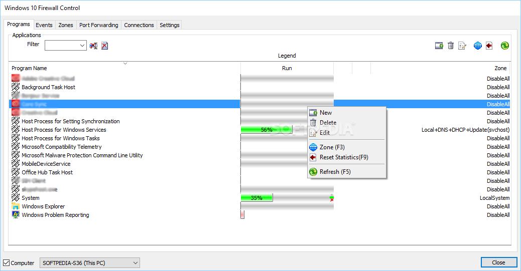 Download Windows 10 Firewall Control Plus 8 4 0 79