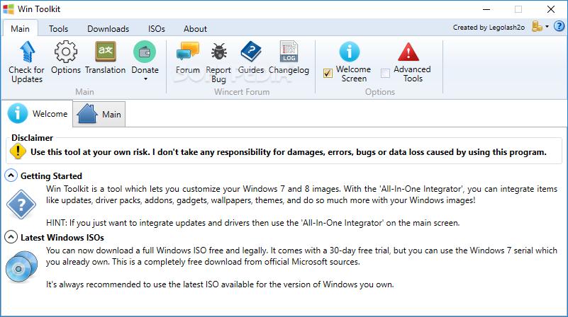 windows 7 toolkit free download