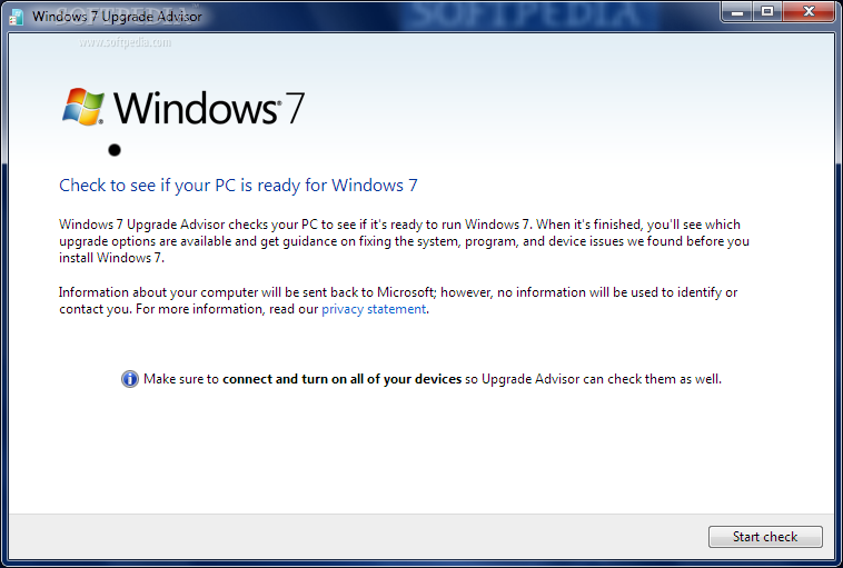 Windows 7 uupdate advisor help reinstalling windows xp