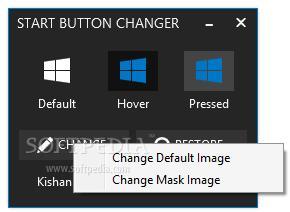Download Windows 8 1 Start Button Changer 1 0 0 0