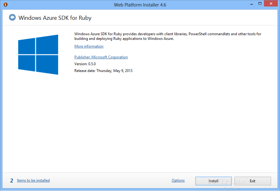 windows installer sdk: