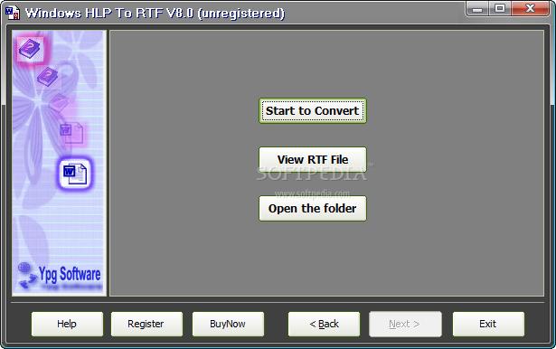 Download Windows HLP To RTF 8 0