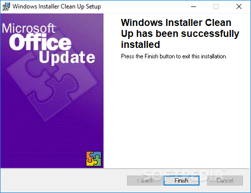 CLEANUP UTILITY WINDOWS 2.5.0.1 TÉLÉCHARGER INSTALLER