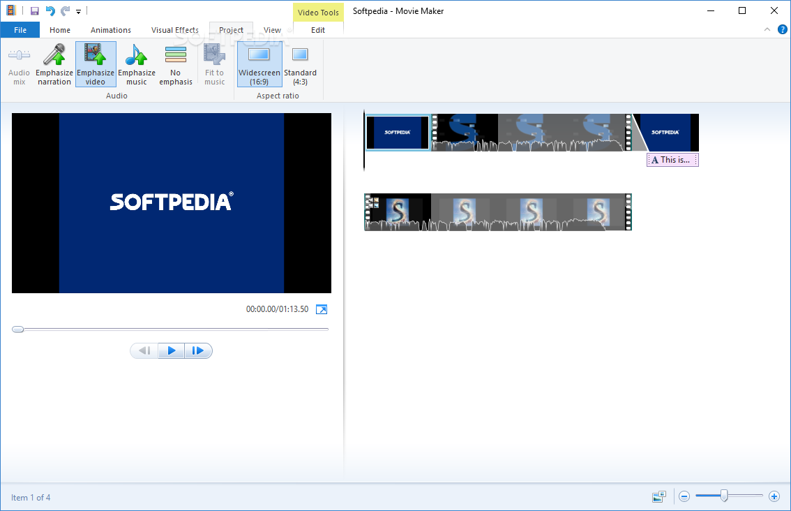 windows movie maker 2016 offline installer
