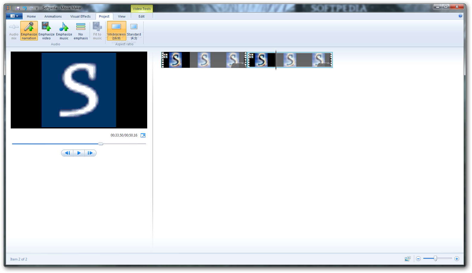Windows Live Movie Maker screenshot 5
