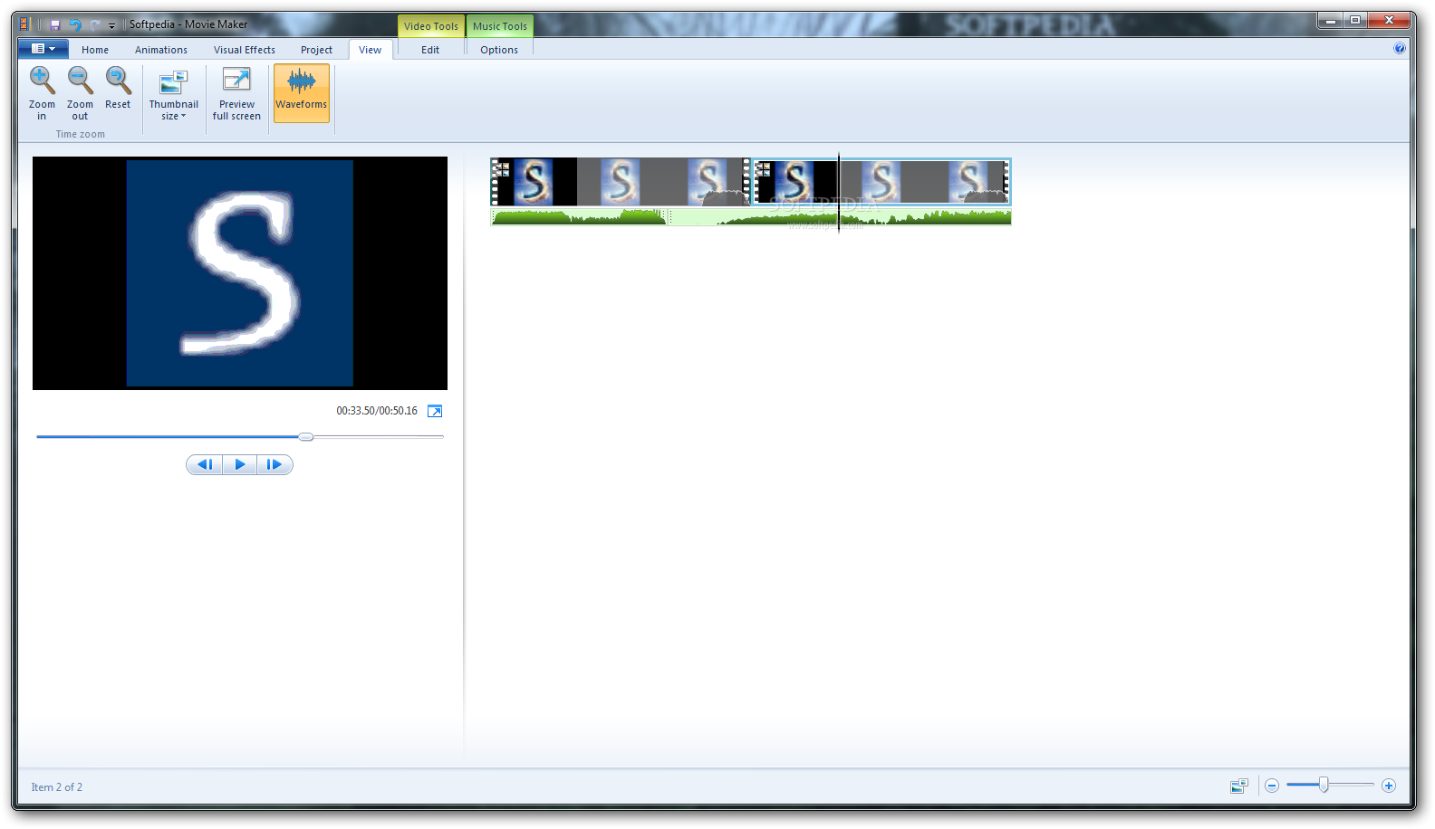 Windows Live Movie Maker screenshot 6