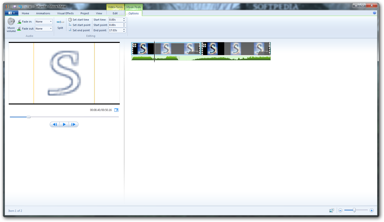 Windows Live Movie Maker screenshot 8
