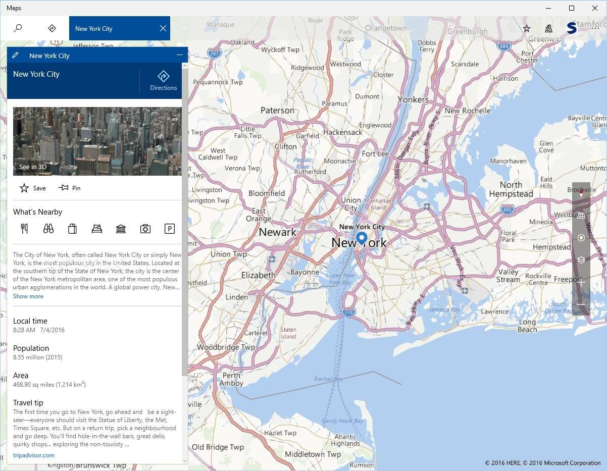 Windows Maps Store App Download