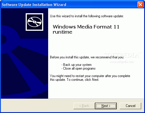 windows media player 11  offline pc