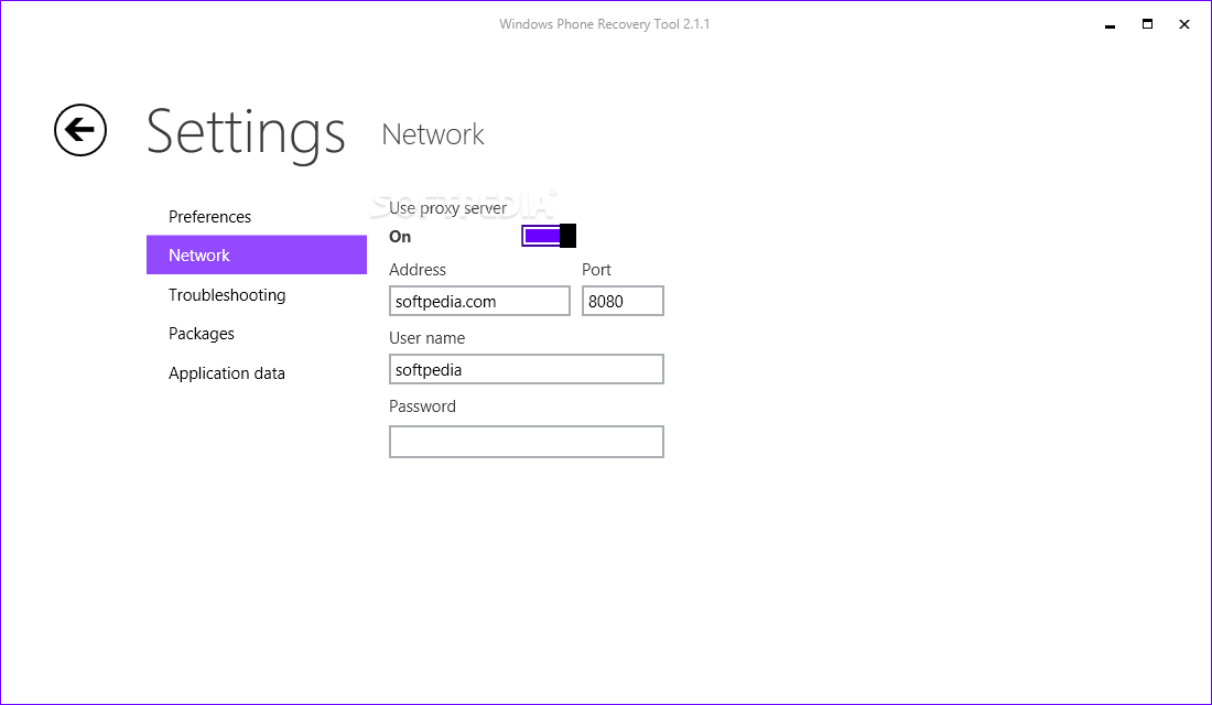Windows Phone Recovery Tool V 2.1 1