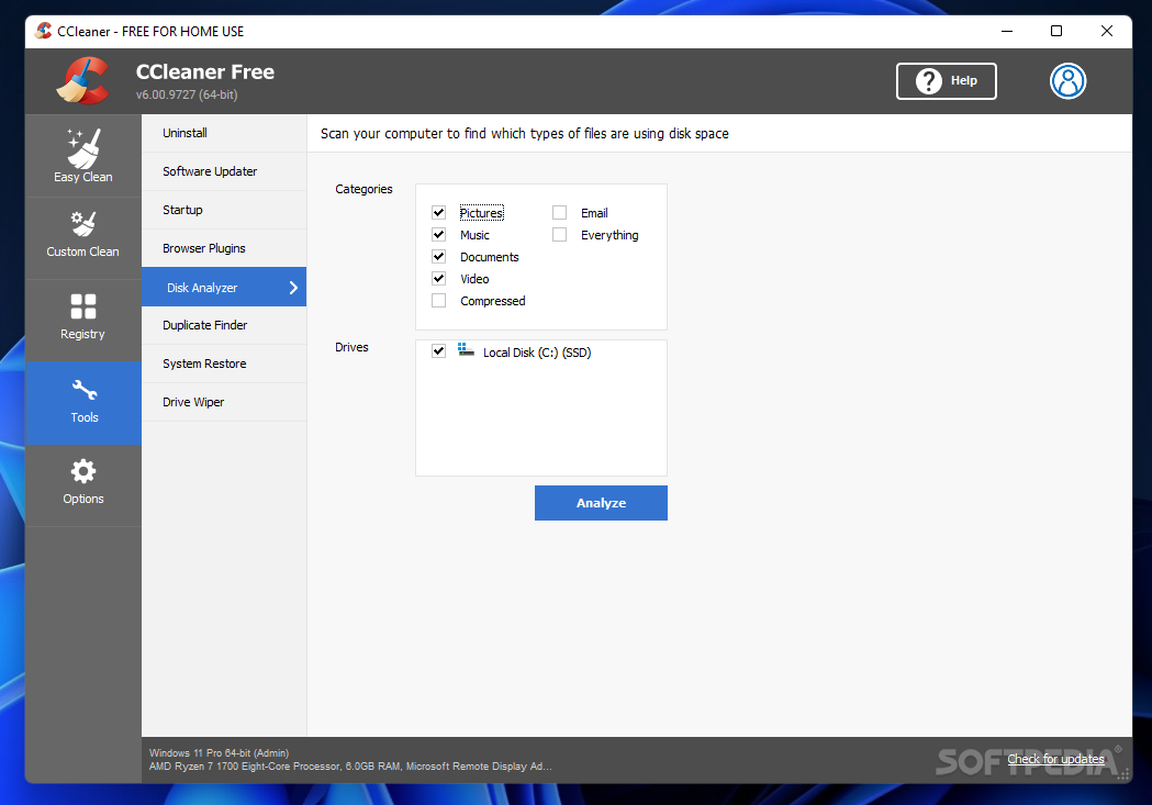Download CCleaner Portable 5 61 7392
