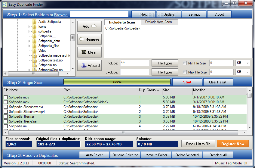 Easy Duplicate Finder Portable Download