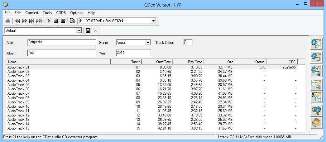 cdex portable