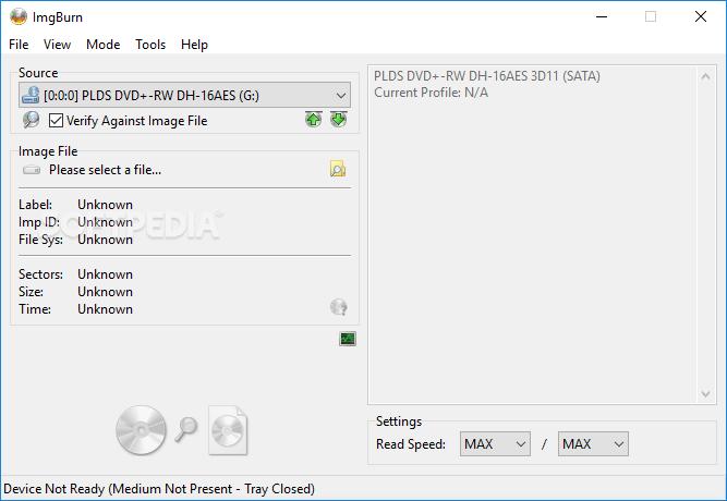 IMGBURN 2.5.5.0 TÉLÉCHARGER