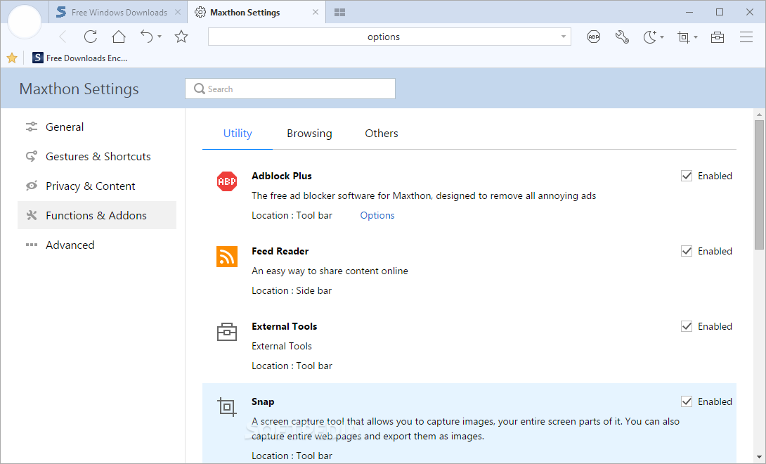 Maxthon browser for windows 7 32 bit