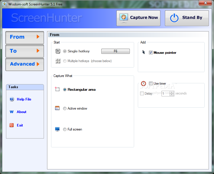 Download portable screenhunter free 5 for Image capture