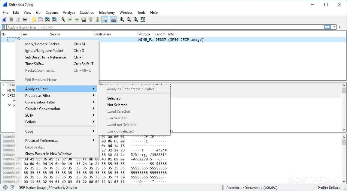 wireshark portable