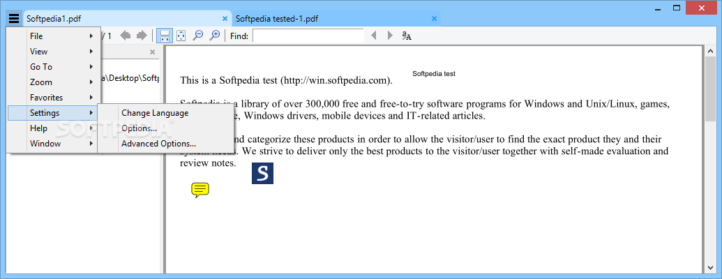 Download SumatraPDF Portable 3 1 2 / 3 2 11133 Pre-Release