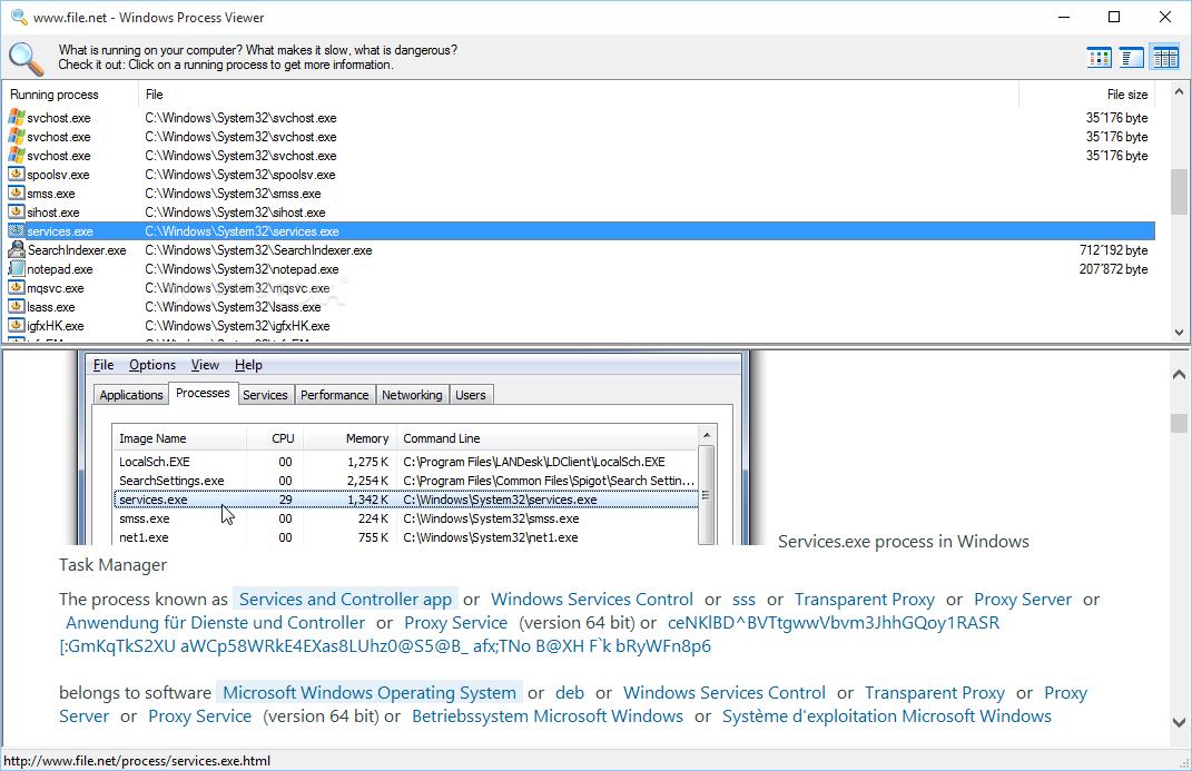 Download Windows Process Viewer 1 4 0 0