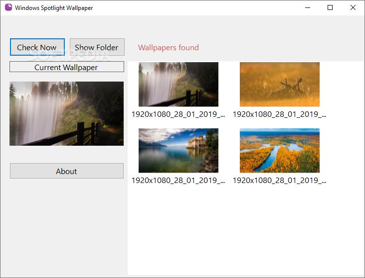 Download Windows Spotlight Wallpaper 1 0 0