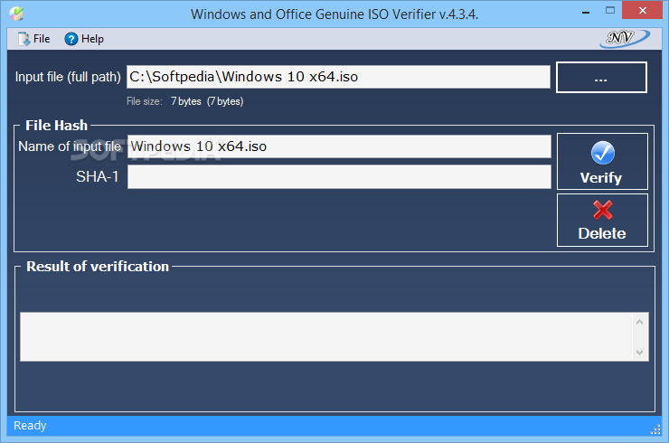 windows genuine validation software download