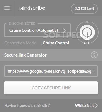 Download Windscribe for Chrome 3 0 25