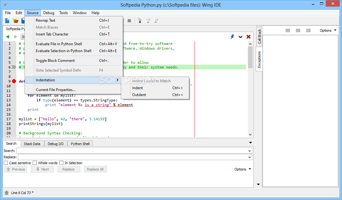 Download Wing IDE 101 7 1 1 0