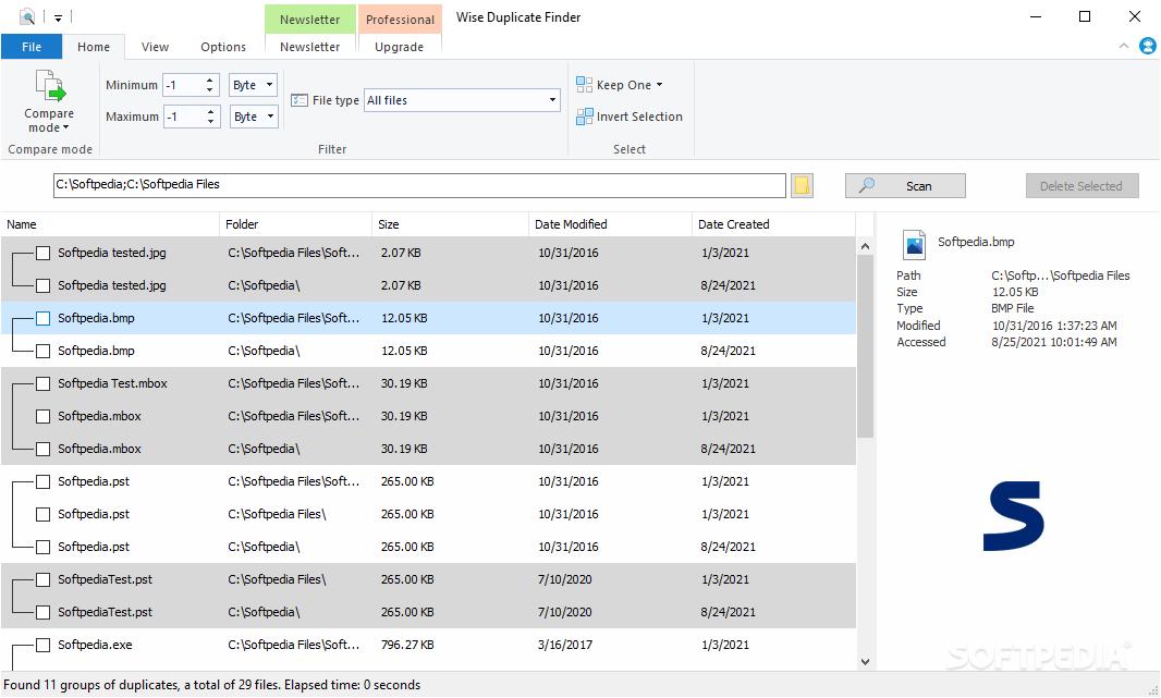 [Limited] Wise Duplicate Finder Pro - Quản lý file trùng lặp trong PC