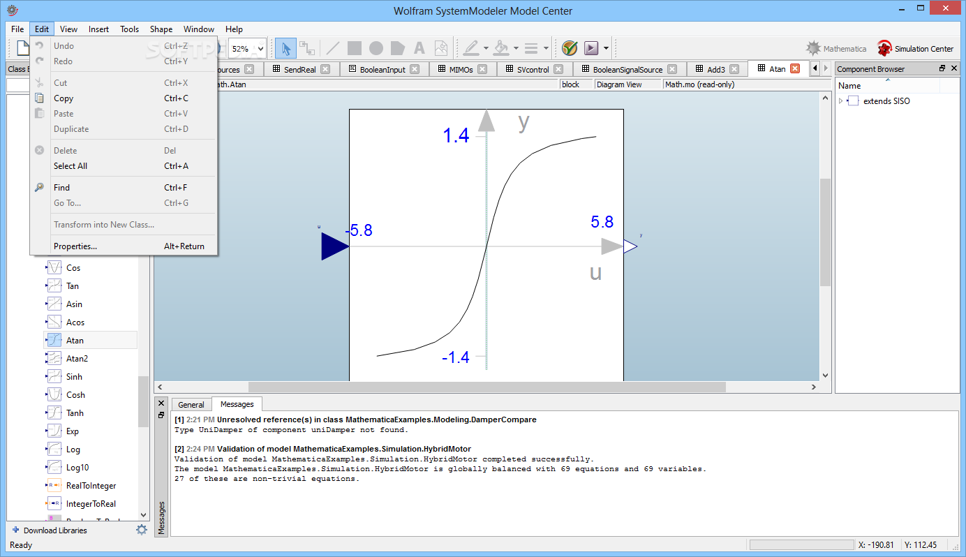 Download Wolfram SystemModeler 5 1 0 Build 14