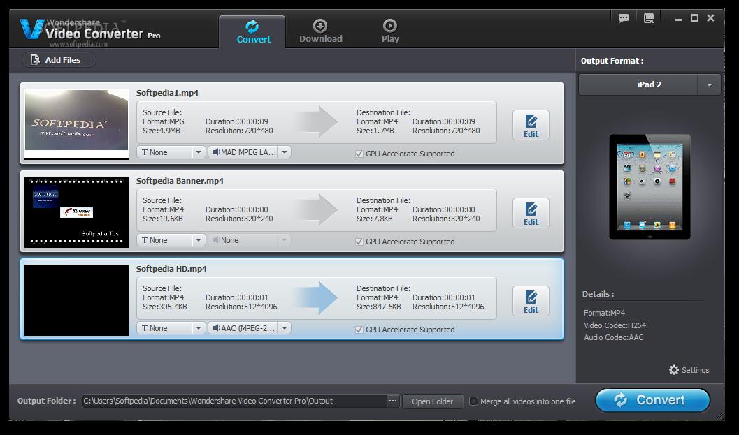 Download Wondershare Video Converter Pro 9.0.2