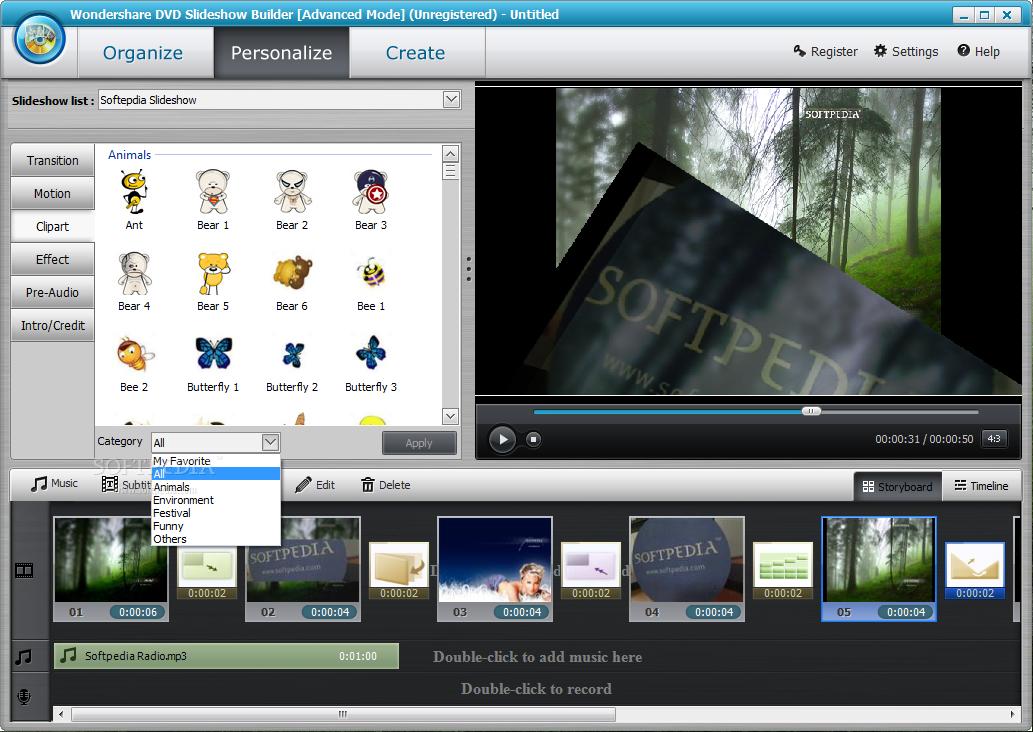 wondershare dvd slideshow builder deluxe 6.6 crack free download