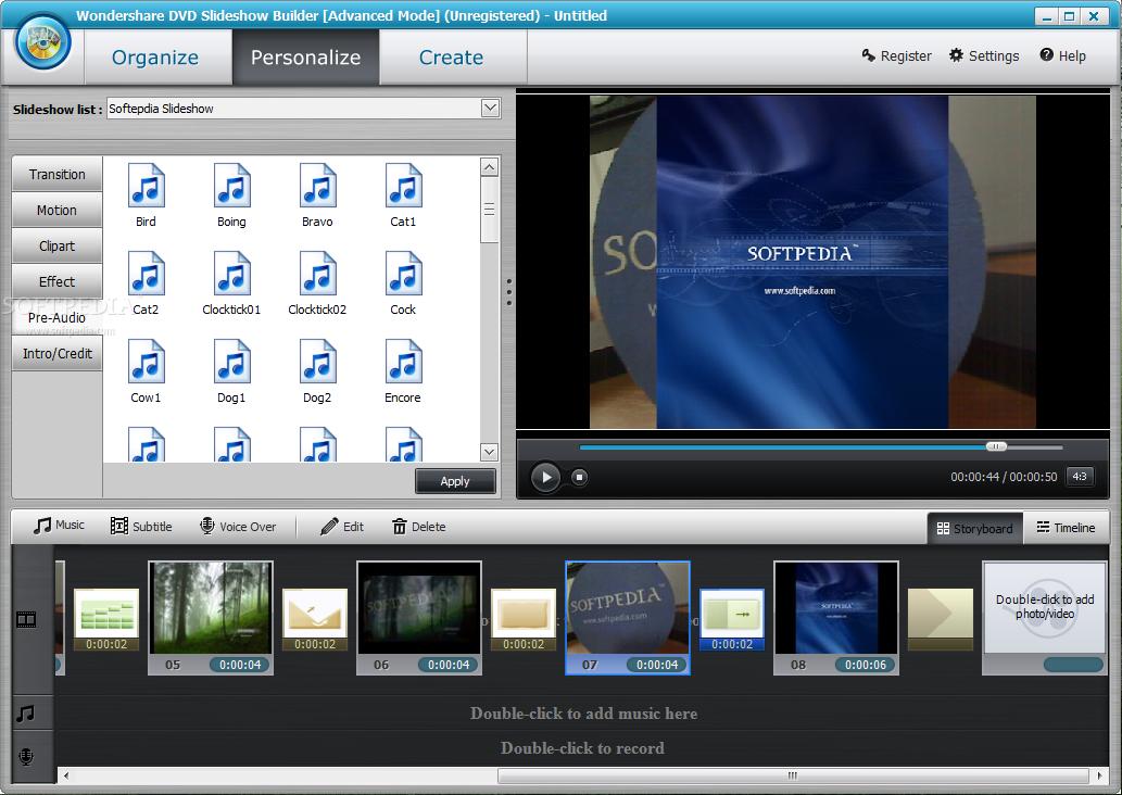 wondershare dvd slideshow builder deluxe 6.6.0 keygen