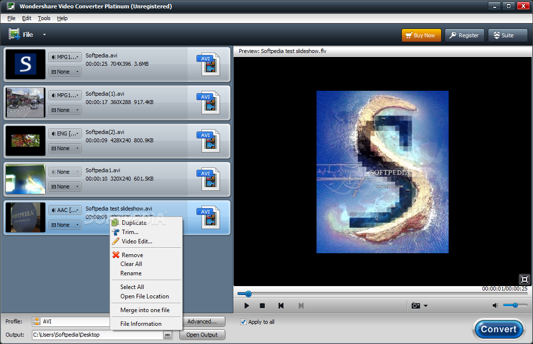 Wondershare video converter platinum keygen 5.2.3