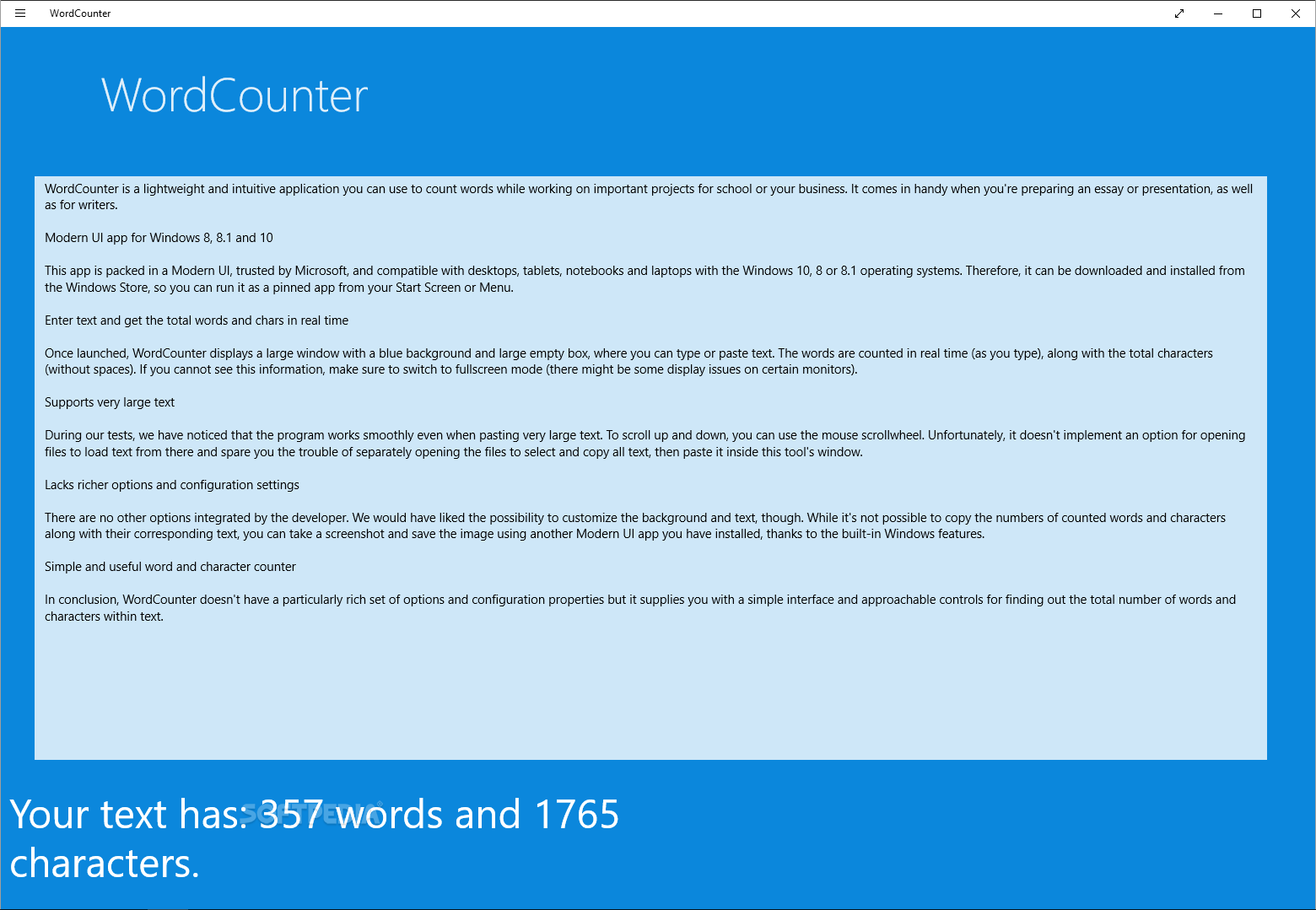 word counter essay mac The upper section displays a progress bar and word count for your manuscript mac project target window mac win project if you want to hit a minimum word count for a magazine article, essay, blog post, scene, or chapter (if you use a single document for each), this is the feature to use once set, your.
