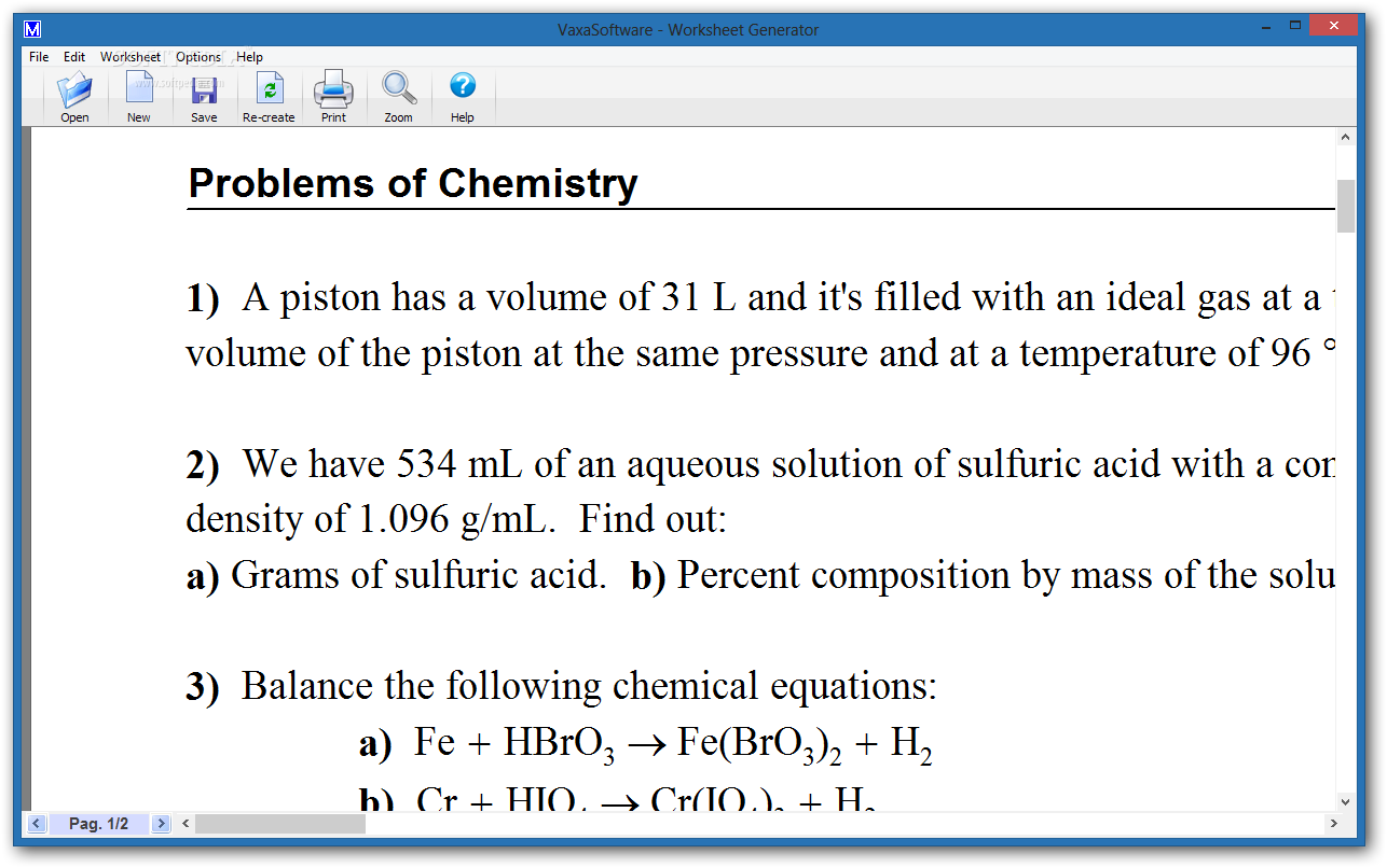 Worksheet Printable Chemistry Worksheets worksheet generator for chemistry download with the help of you are able